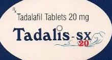 buy Tadalis SX 20mg
