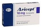 10mg Aricept
