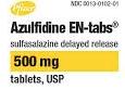 cheap pills 500mg Azulfidine