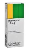 10mg Buscopan
