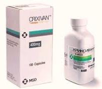 Crixivan tablets