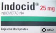 Indocin Sr 25 mg