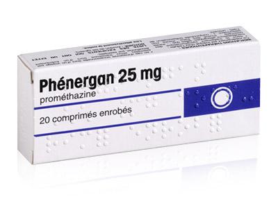 Phenergan cream
