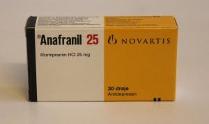 Antidepressnt Tofranil
