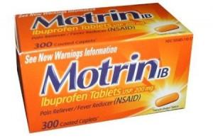 Motrin medicine