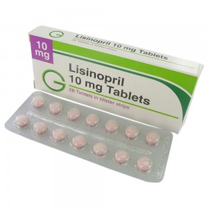 Lisinopril 10 Mg.