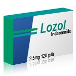 Lozol - description medications including side effects