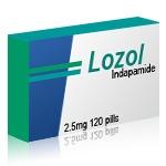 Lozol - description medications including side effects