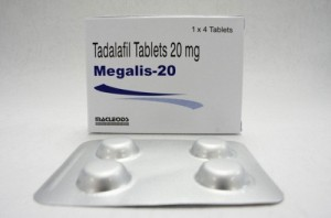 Macleods Pharmaceuticals manufactures Megalis 20. The 20mg powered Tadalafil composed drug helps impotent men to deal with Erectile Dysfunction.