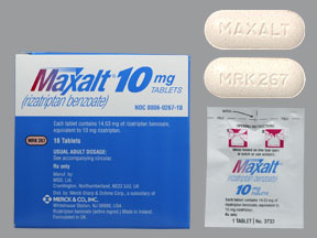 Maxalt and Maxalt XLT are brand names for the generic drug rizatriptan, used to relieve pain caused by migraine attacks.