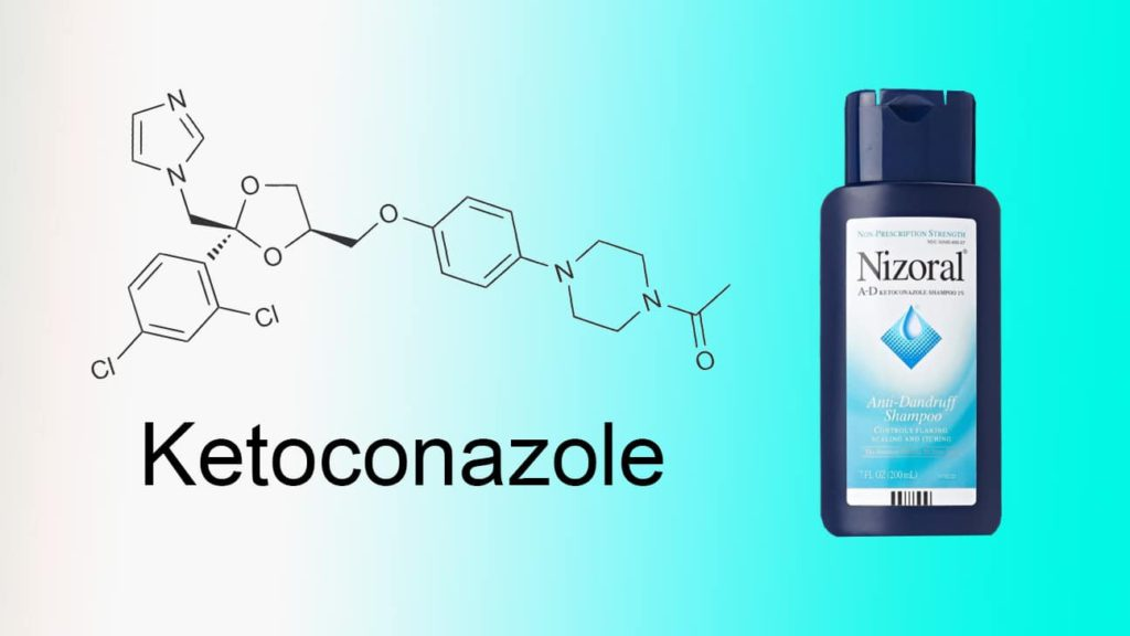 ketoconazole hair loss