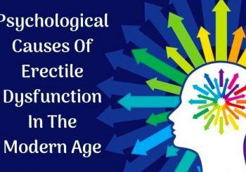 psychogenic erectile dysfunction