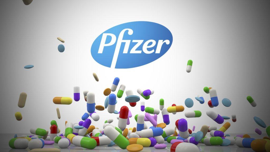 Pfizer company