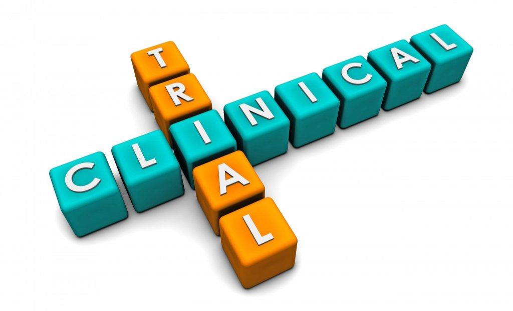 clinical trial levitra