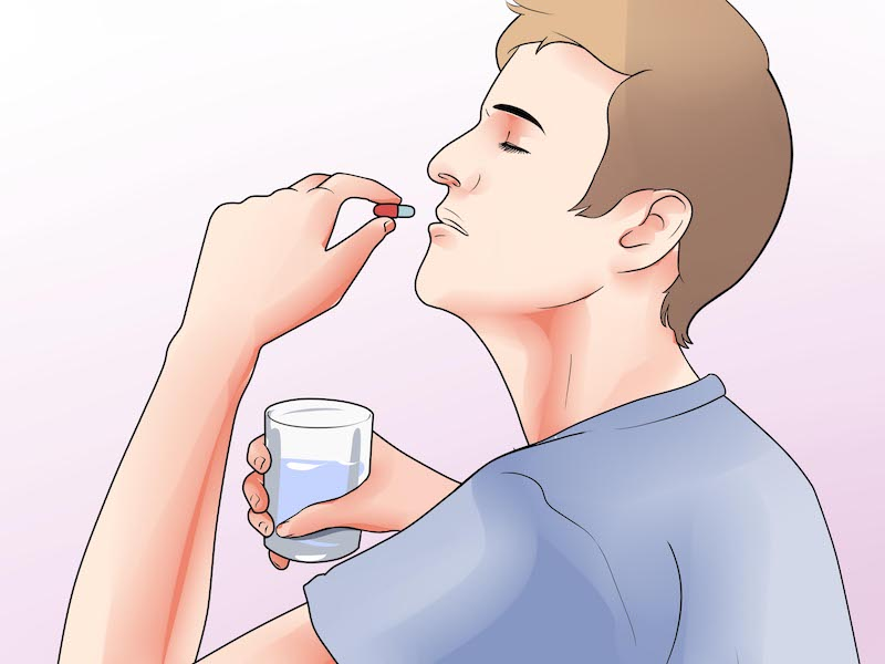 Taking your drug with water